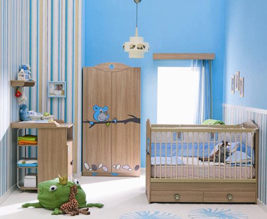 Cuartos de bebe decoración