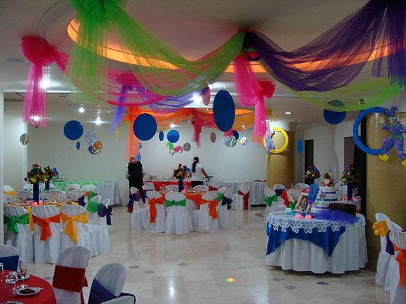 Cursos de decoracion de eventos