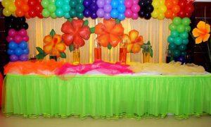 Cursos de decoracion de fiestas