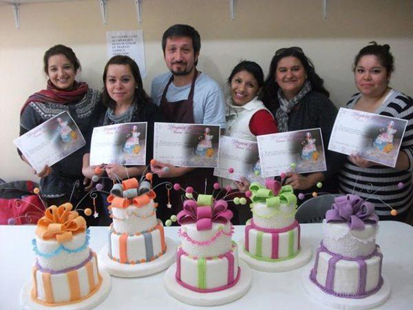 Cursos decoracion de tortas