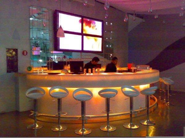 Decoración barras de bar