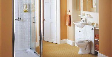 Decoración cuartos de baño pequeños