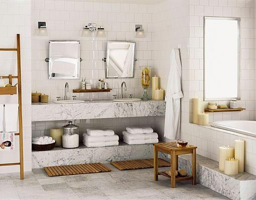 Decoración de cuartos de baño