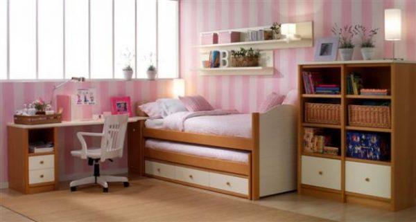 Decoración de cuartos infantiles