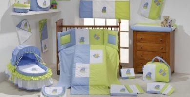 Decoración de cuartos para bebes