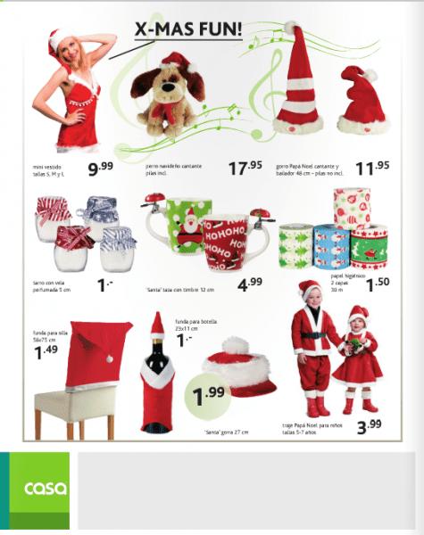 Decoración de navidad online