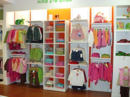 Decoración de tiendas infantiles