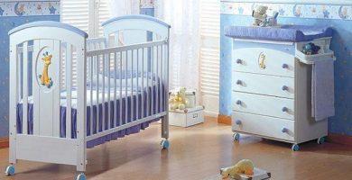 Decoración habitaciones de bebe