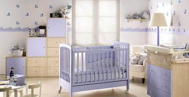 Decoración habitaciones de bebes