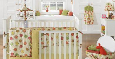 Decoracion cuarto de bebe