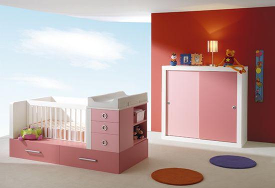 Decoracion cuartos de bebe