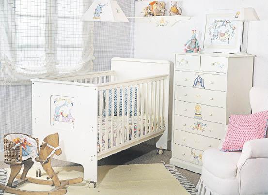 Decoracion cuartos de bebes