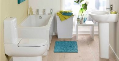 Decoracion de baños pequeños modernos
