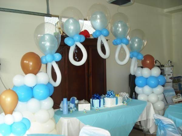 Decoracion de baby shower