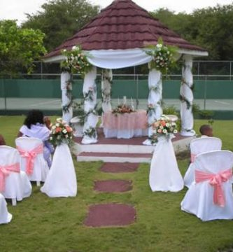 Decoracion de bodas al aire libre