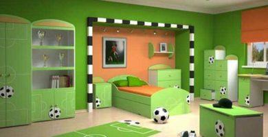 Decoracion de cuartos de niños