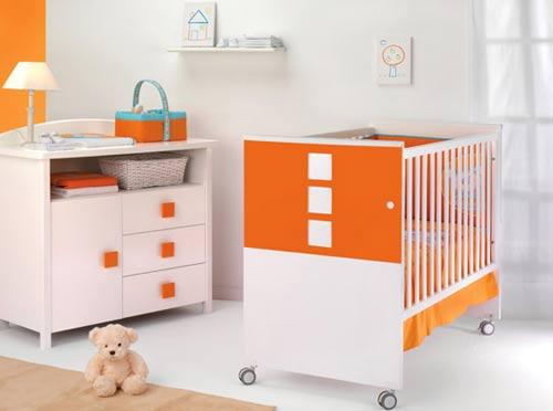 Decoracion de dormitorios de bebes