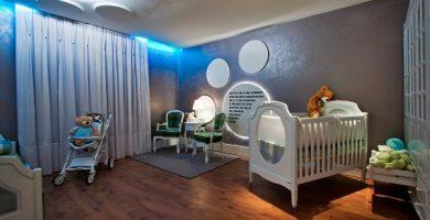 Decoracion de dormitorios para bebes