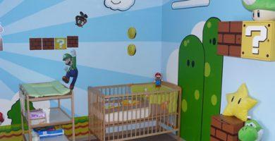 Decoracion de habitaciones de bebe