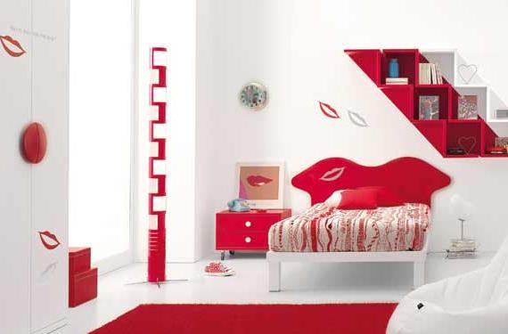 Decoracion de habitaciones para jovenes