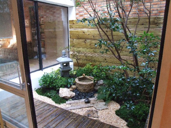 Decoracion de jardines interiores