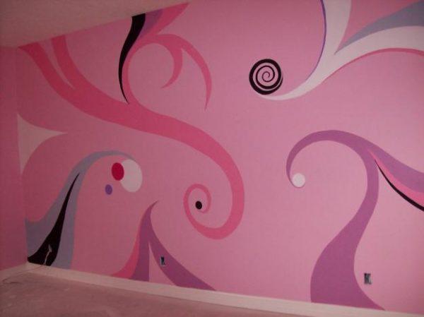 Decoracion de paredes pintura