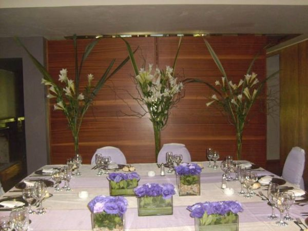 Decoracion de salon para boda