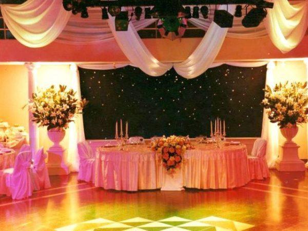 Decoracion de salones para bodas