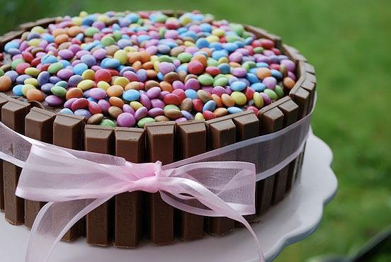 Decoracion de tartas de cumpleaños