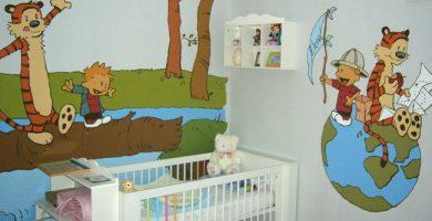 Decoracion habitaciones de bebe