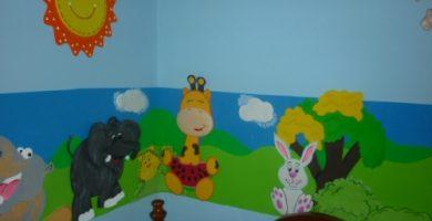 Decoracion para cuartos de bebes