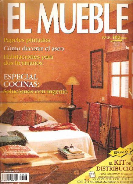 El mueble revista de decoración
