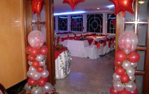 Fiestas de 15 años decoración