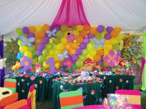 Fotos de decoracion de fiestas infantiles