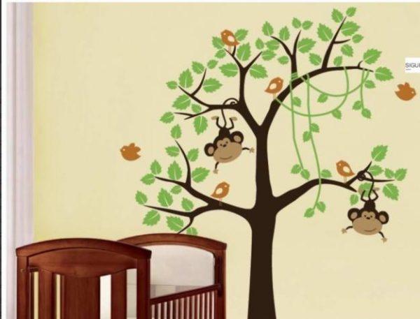 Habitaciones de bebes decoración