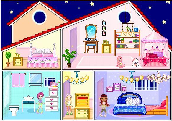 Juegos de decoración de casas
