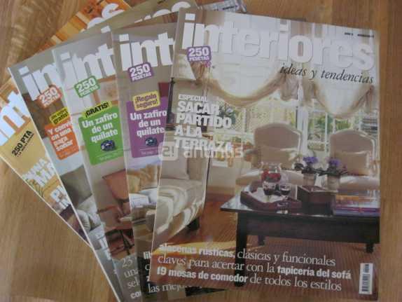 Revista de decoración interiores