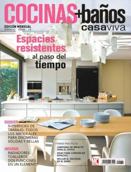 Revistas de decoración baños
