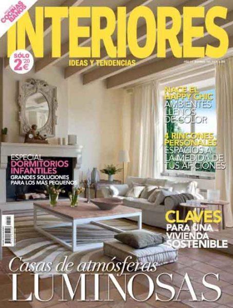 Revista decoracion de interiores
