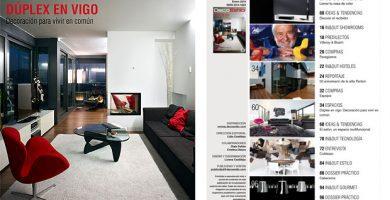 Revistas decoracion de interiores